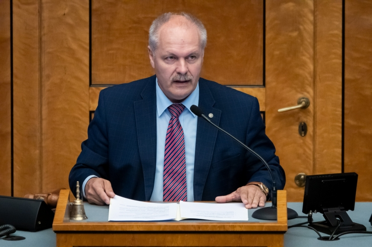 Põlluaas: riigikohus tunnustas riigikogu tööd