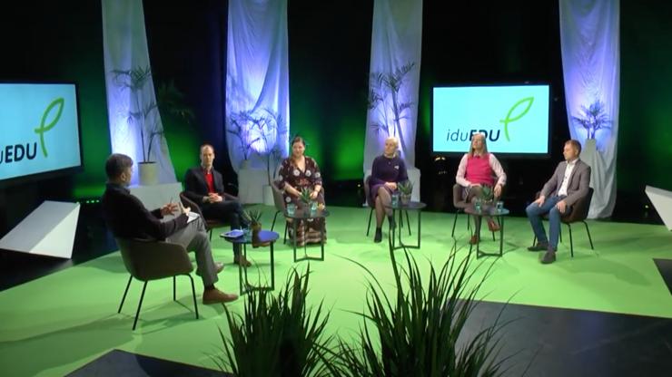 VIDEO! IduEDU Festival 2020: distantsõpe kiirendas koolide digivõimekuse kasvu ja tõi paindlikkust õppetöösse