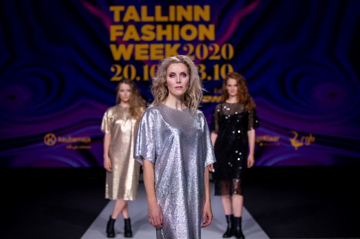 GALERII! Tallinn Fashion Weeki teine päev keskendus nii sooneutraalsusele kui ka naiselikkusele