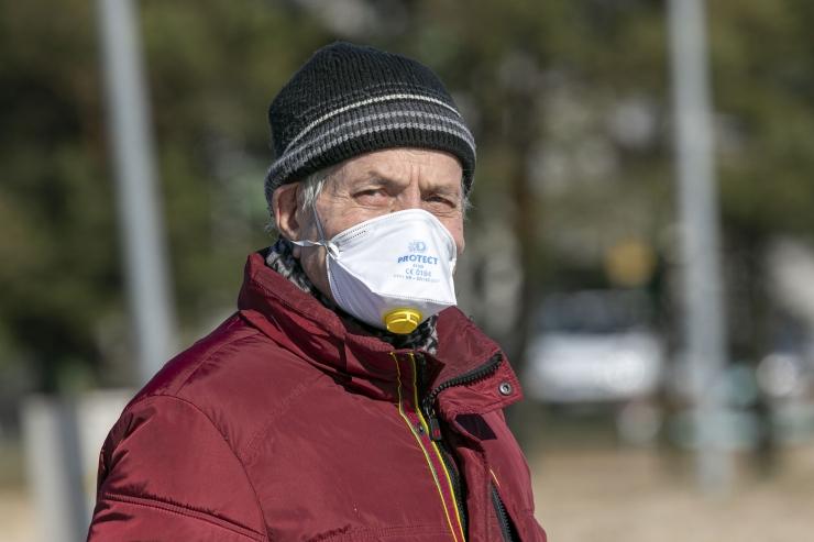 Uuring: 83 protsenti Eesti inimestest on valmis maski kandma