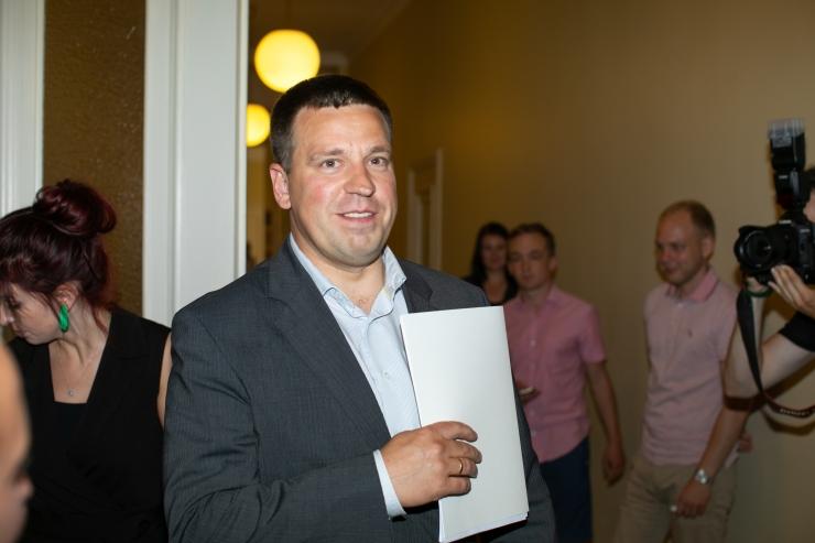 Ratas: Eesti riigi võlg on jätkuvalt väikseim Euroopas