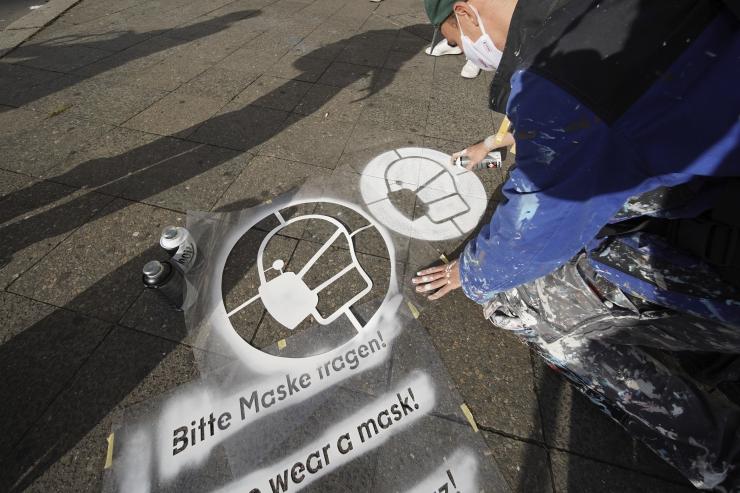 Euroopas kipub koroonapandeemia kontrolli alt väljuma