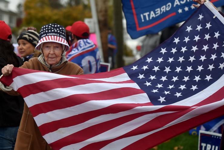 Ameerika Ühendriikide presidendivalimised jõuavad lõpusirgele