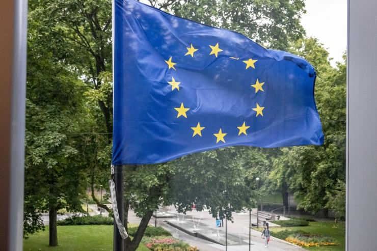 Koroonakriisi ajal kasvas Eesti elanike usaldus Euroopa Liidu vastu
