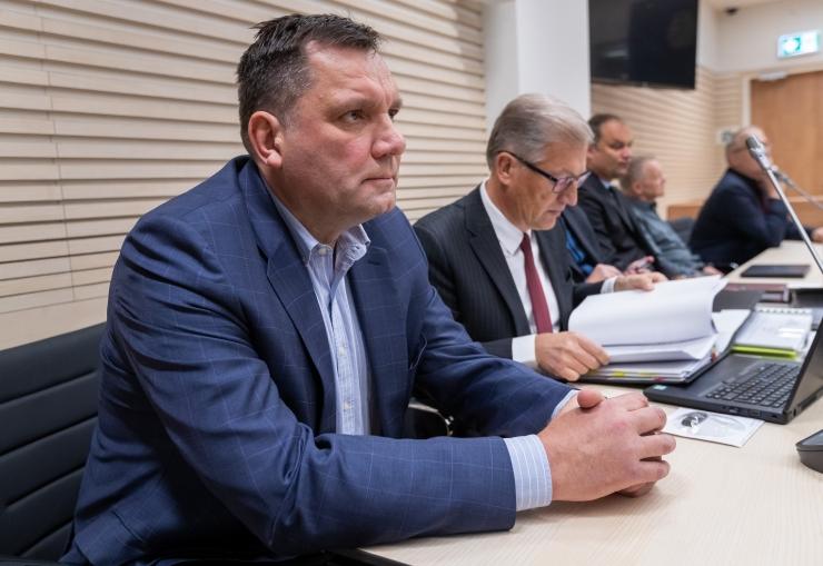 Kohus otsustab Allan Kiili edasisest kohtupidamisest vabastamise