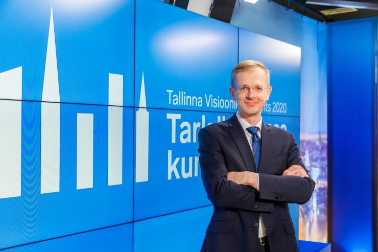 JÄRELVAATAMINE! Tallinna visioonikonverents küsis, kuidas saada maailmas kõige nutikamaks