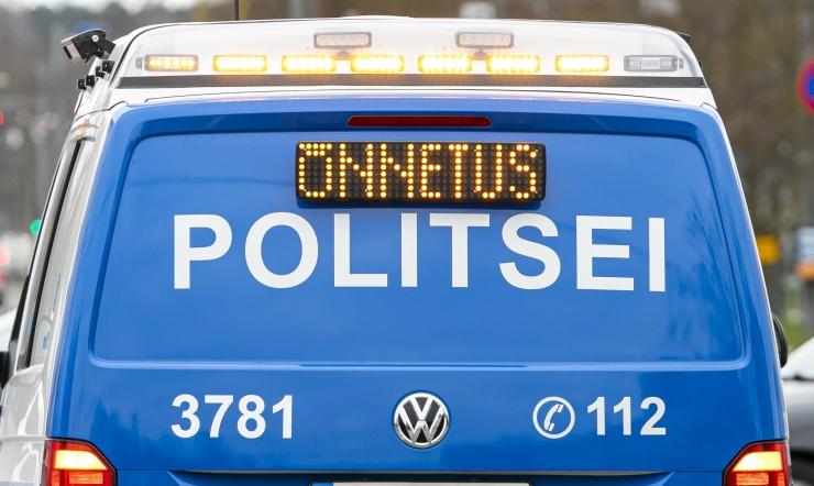 Tallinnas sai liiklusõnnetuses viga kaks inimest
