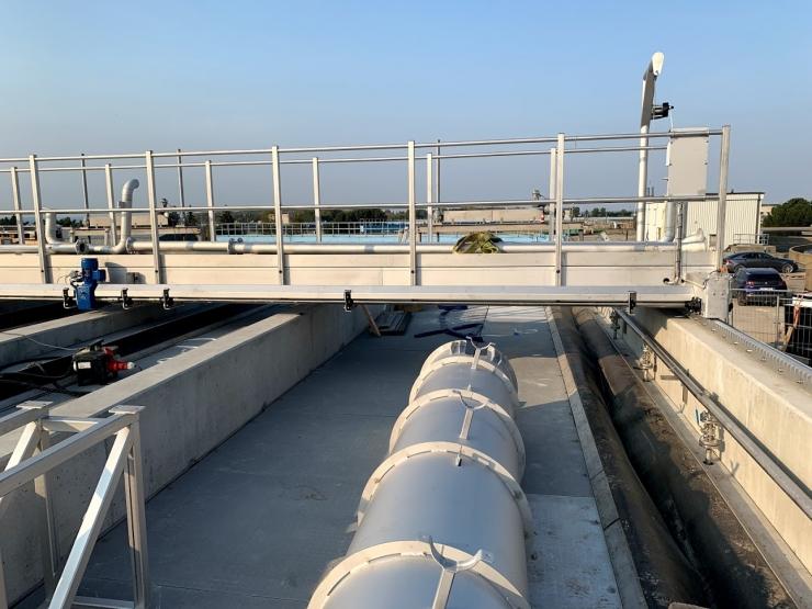 Tallinna Vesi uuendab reoveepuhastusjaama esimese puhastusetapi