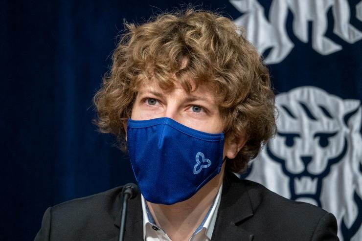 KOROONAVIIRUS: Tanel Kiik: olukord on halb, aga tunneli lõpus paistab valguskiir