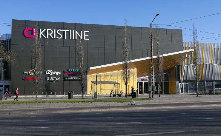 Citycon omandas Kristiine Keskusega piirnevad krundid