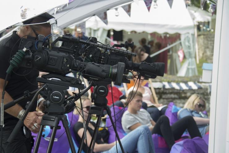 Tallinn võõrustab esmaspäeval Euroopa Filmifoorumi virtuaalkonverentsi