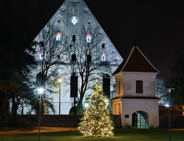 Pirita Kloostri Jõulumaal tuleb ööturg ja teaduspäev
