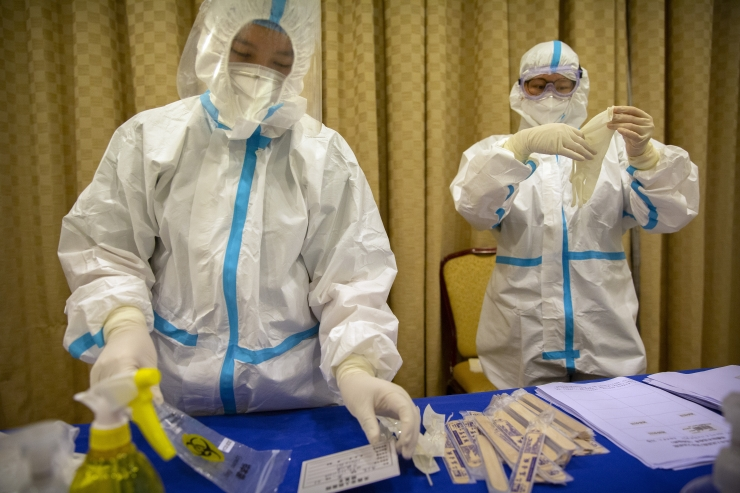 Johns Hopkins: maailmas on tuvastatud üle 58 miljoni COVID-19 juhtumi
