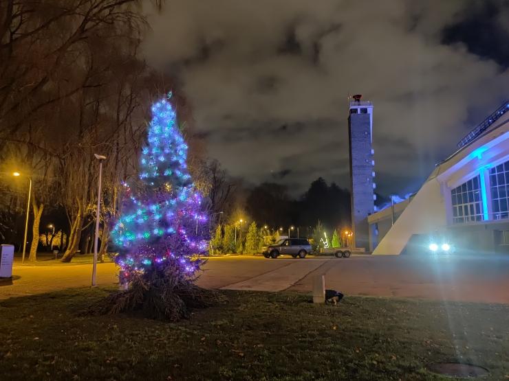 VIDEO ja GALERII! Lauluväljakul avatakse esimesel advendil Jõulupark