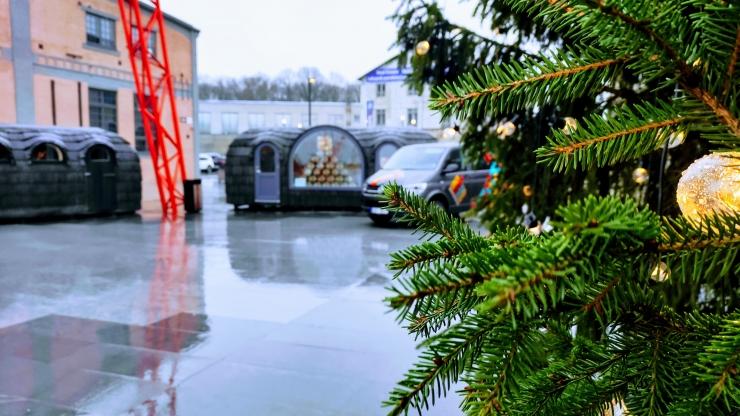 Väikepruulikoda Tanker avab hüpikpoe Noblessneri jõuluturul