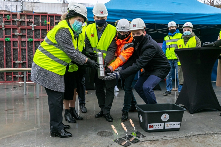 VIDEO JA GALERII! Põhja-Tallinna tervisekeskus toob ühe katuse alla erinevad arstid ja terviseteenused